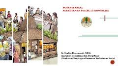 Potensi Areal Perhutanan Sosial Di Indonesia