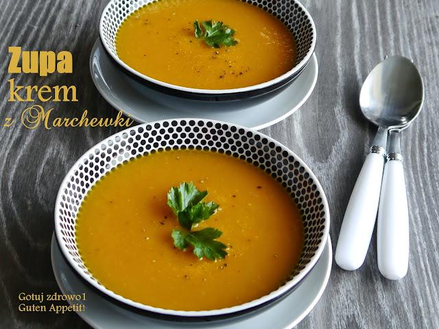 Zupa krem z młodej marchewki-expresowa - Czytaj więcej »