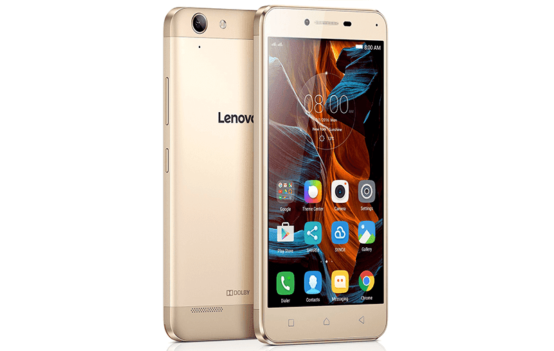 Lenovo Vibe K5 is priced at 6,999 Pesos