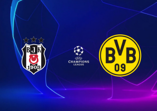 Besiktas vs Borussia Dortmund Full Match & Highlights 15 September 2021