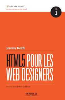 Livre Gratuit : HTML5 pour les Web Designers