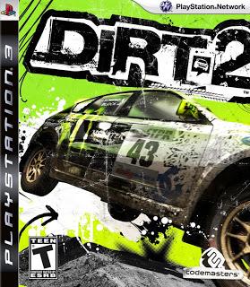 Colin McRae Dirt 2 PS3 Torrent