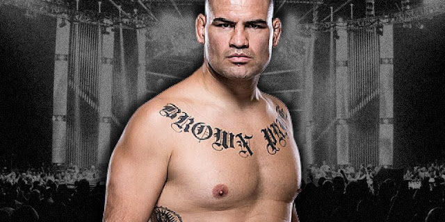 Cain Velasquez On Beating Up Brock Lesnar, Where He Learned To Do The Hurricanrana