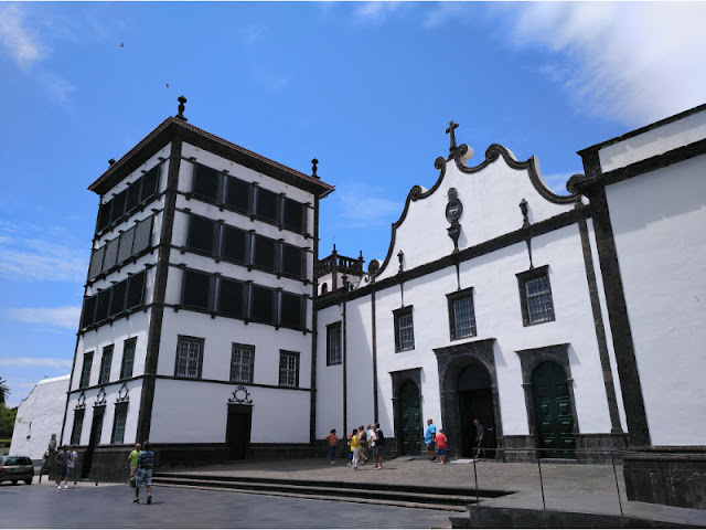 Convento de Esperança en Ponta Delgada