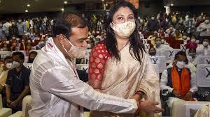 himanta biswa sarma love story