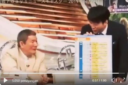 Pelawak Jepang Tertawa Durasi Pertemuan PM Shinzo dengan Jokowi Hanya Satu Menit