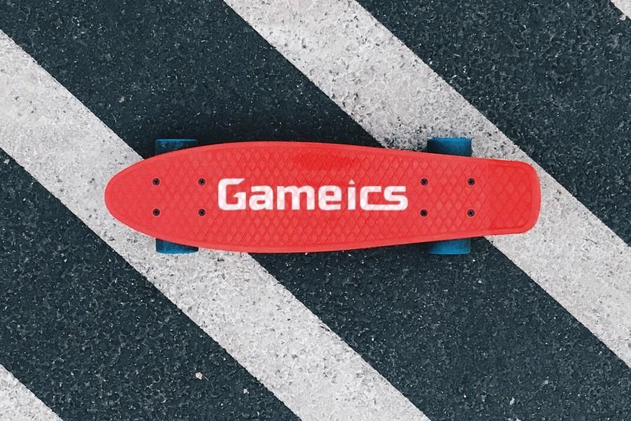 Gameics Mock Skate