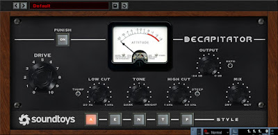 SoundToys Decapitator Full version
