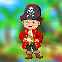 AvmGames Pirate Boy Escape Walkthrough