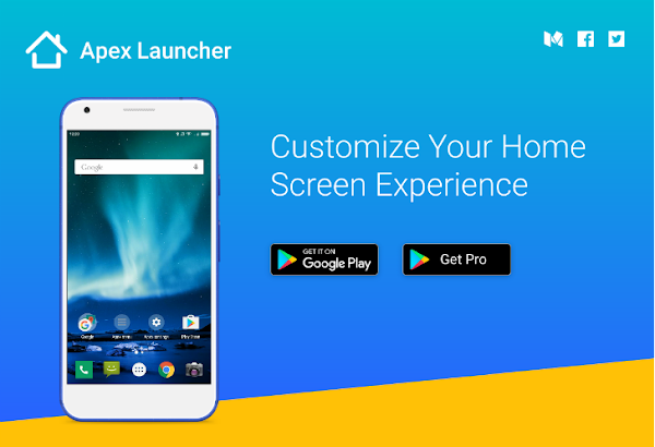 Apex Launcher - Customize,Secure,and Efficient 4.9.8    Unlocked