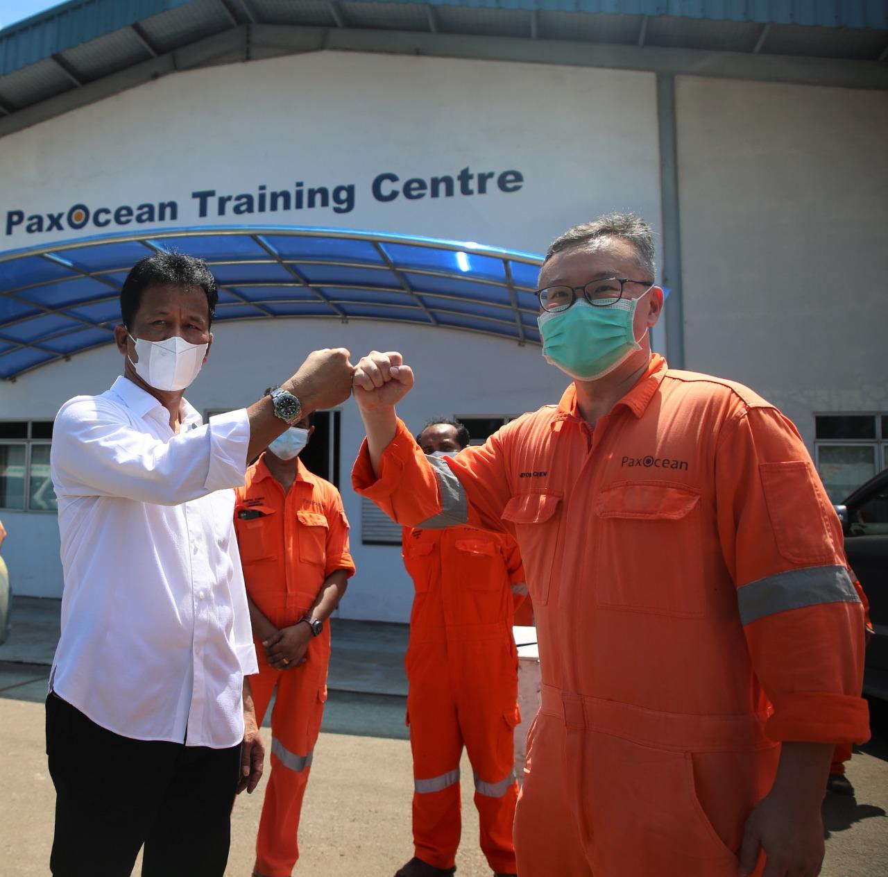 Director Yard PaxOcean Apresiasi Rudi Yang Tepati Janji Meningkatkan Infrastruktur di Batam