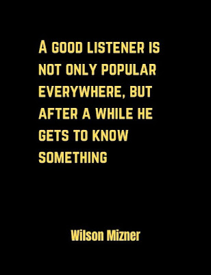 listening quotes by famous people