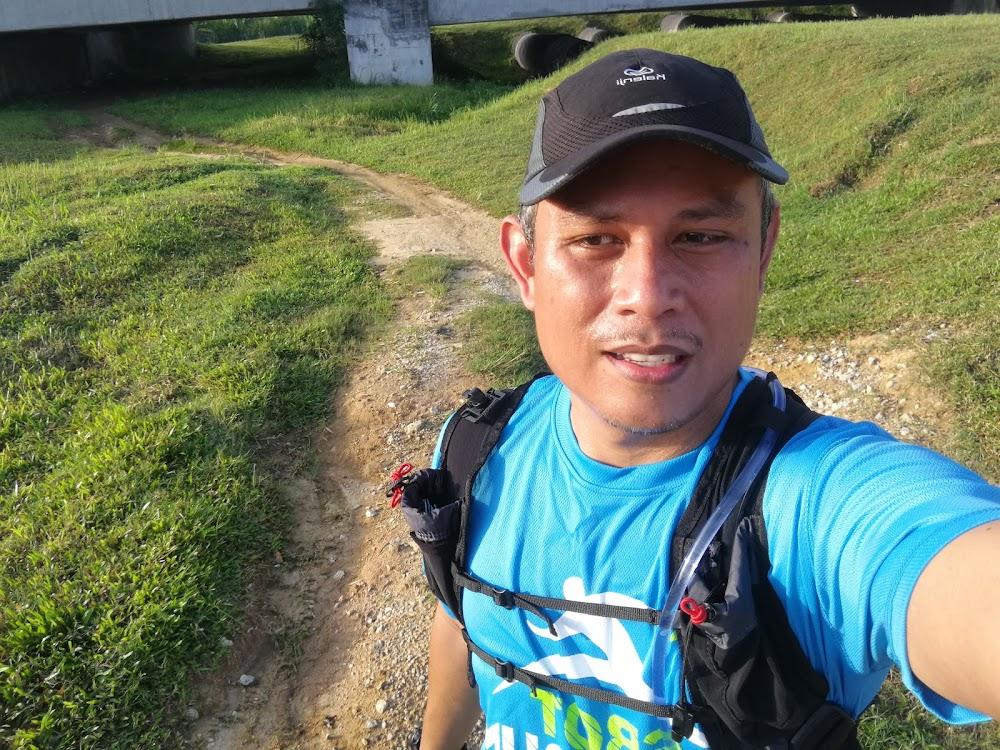 Laluan SBOT Trail Run