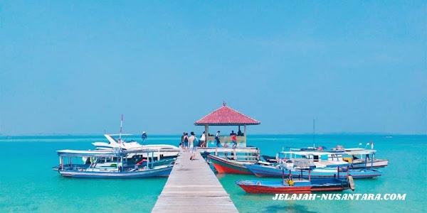 wisata bahari open trip pulau pramuka 2 hari 1 malam murah