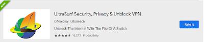 UltraSurf VPN | Best VPN Extensions for Chrome | Mr Tech Care