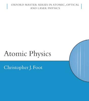 Download Buku Fisika Atom untuk Mahasiswa S2 Karya Christopher J. Foot