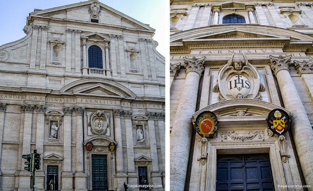 Igreja del Gesù, Roma