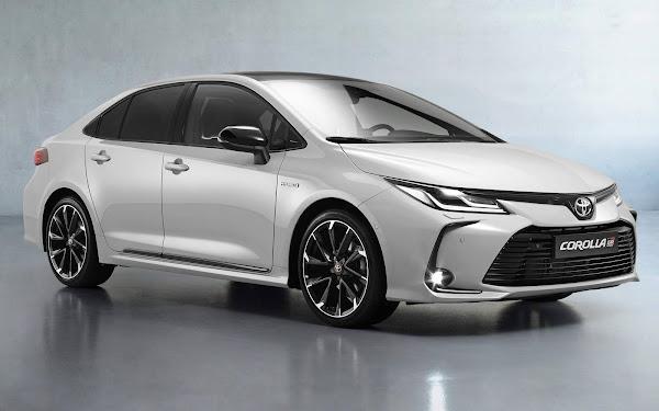 Toyota Corolla GR-Sport chega ao Brasil este ano, diz jornal