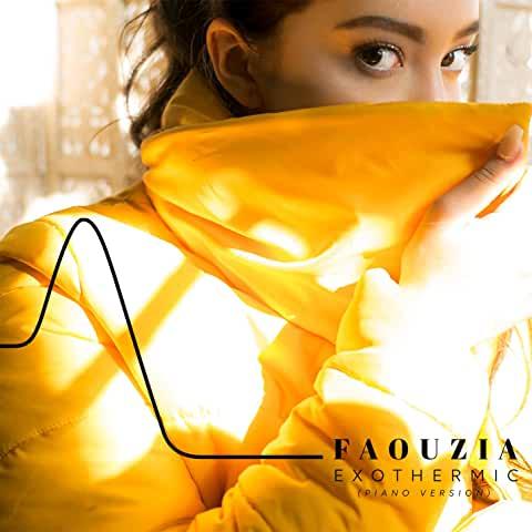 Download Faouzia Exothermic Piano Sheets