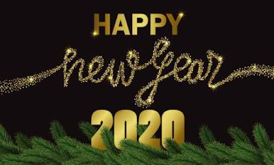 Happy New Year 2020 Image Shayari