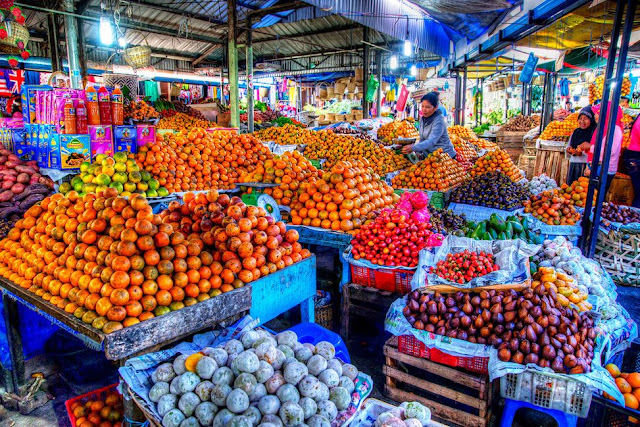 Tour Fruit City Berastagi