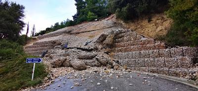 Σε έκτακτη ανάγκη ο Δήμος Πάργας για την αποκατάσταση των ζημιών από τις βροχοπτώσεις της 12ης Οκτωβρίου