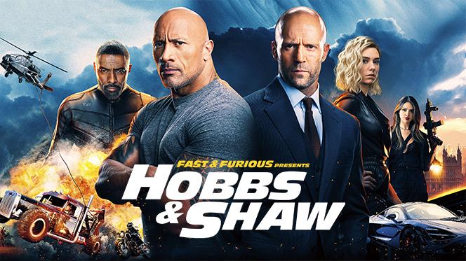 Rápidos y furiosos: Hobbs & Shaw (2019) HDRip 720p Latino-Ingles