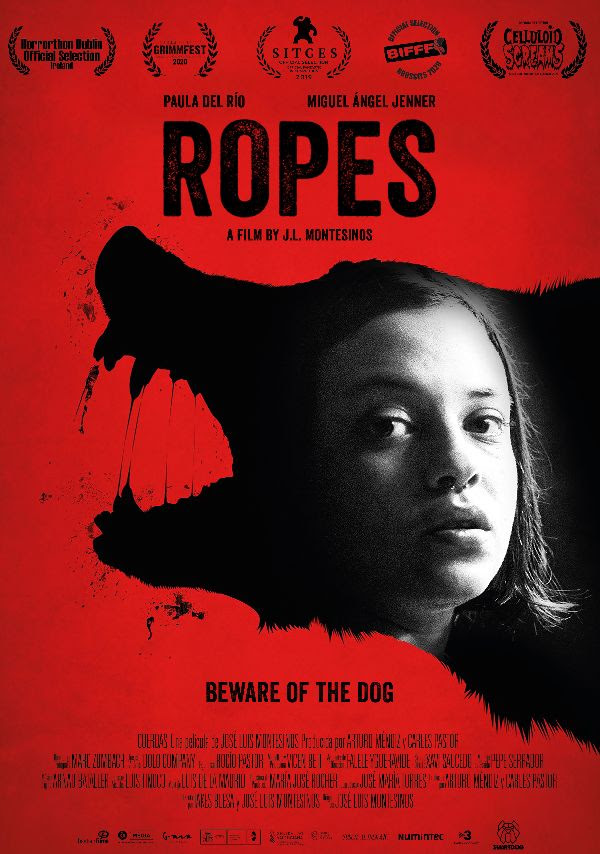 ropes movie poster