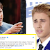 Justin Bieber challenges Tom Cruise to UFC cage fight
