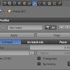 Blender小技:頂点をなるべく綺麗に減らす