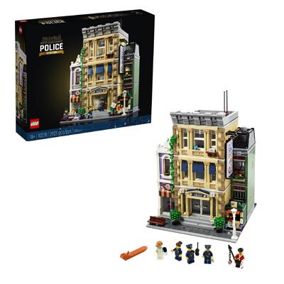 レゴ(LEGO) モジュラー・ビルディング・コレクション 警察署 10278