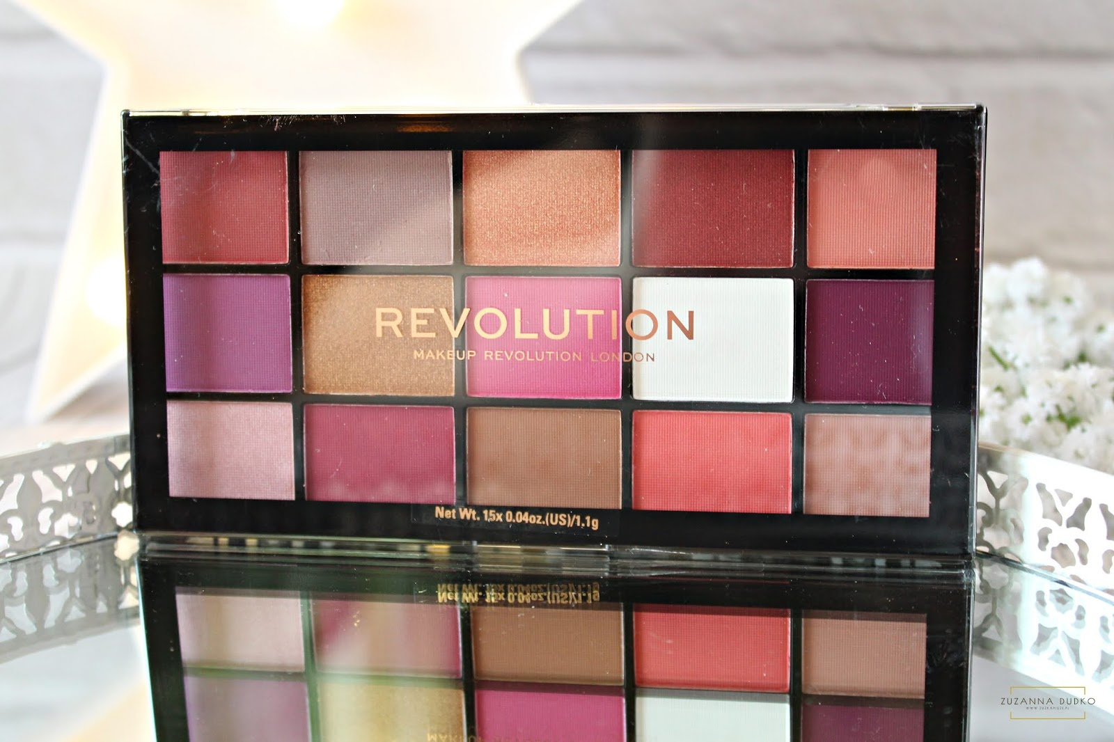 Makeup Revolution Reloaded Red Alert