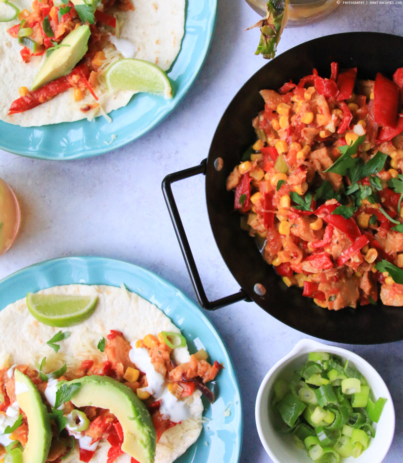 meatfree tacos | whatinaloves.com