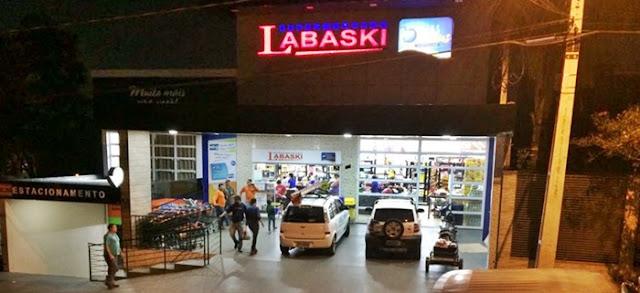 Iretama: Labaski oferece brinquedos para a criançada
