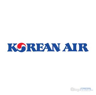 Korean Air Logo vector (.cdr)