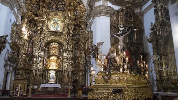 Un 15 de agosto pasionista en Cádiz