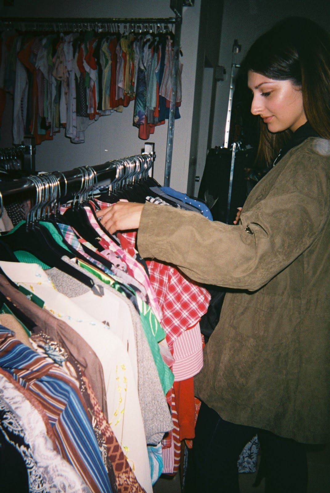 A Guide On How To Buy Vintage Clothing w/Marta Sobral