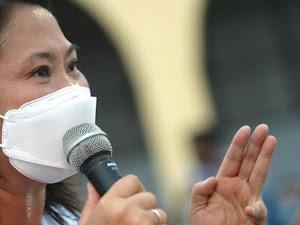 Keiko Fujimori: por qué la fiscalía pide prisión preventiva a la candidata presidencial