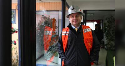 Octavio Araneda será el nuevo Presidente Ejecutivo de Codelco