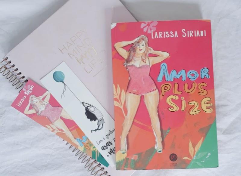 Amor Plus Size, de Larissa Siriani | Resenha #38