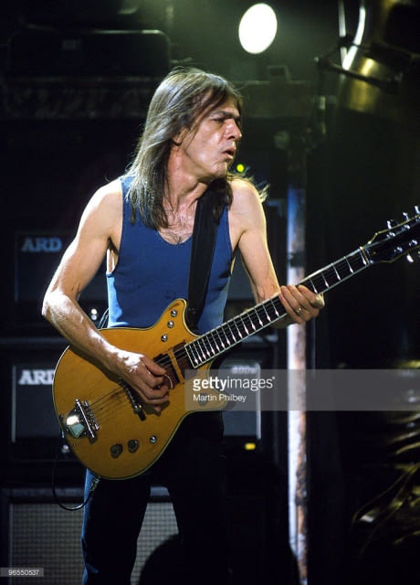 Malcolm Young (co founder of AC/DC and lead guitarist) has passed away at age 64