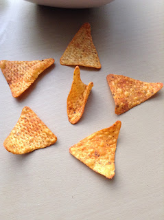 Doritos flavour a sizzling salsa