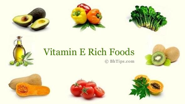Natural Vitamin E Oil Benefits