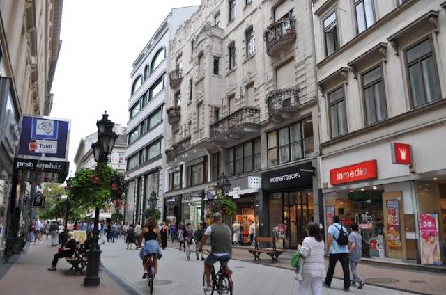 Dia 3 em Budapeste