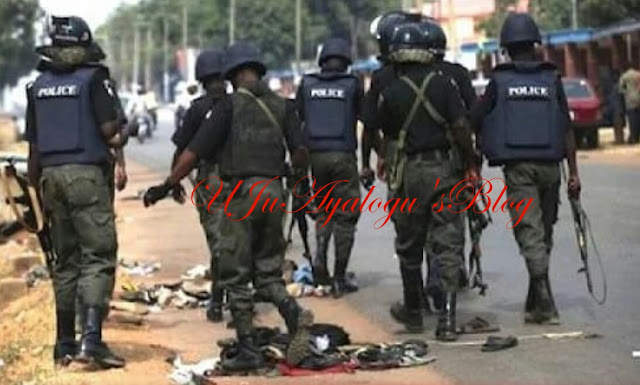 Police On Red Alert Over Evacuation Ultimatum To Ibo