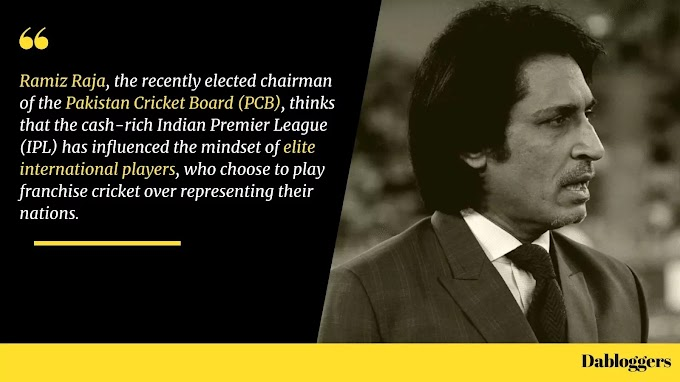 Ramiz Raja Explains How the Indian Premier League Has Modified Cricketers' Mentality
