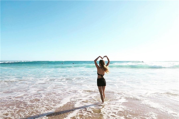 Cách tạo dáng chụp ảnh biển, cach tao dang chup anh bien, kinh nghiệm chụp hình khi đi biển, tạo dáng chụp ảnh biển