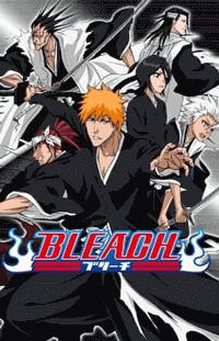 جميع حلقات الأنمي Bleach مترجم