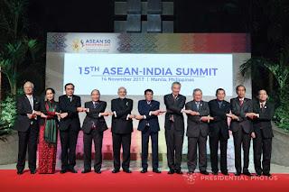 India ASEAN relation