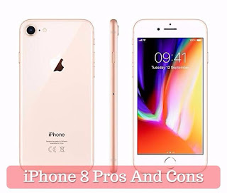 iPhone 8 Pros And Cons | Full Details | 2018, lastbench Trick